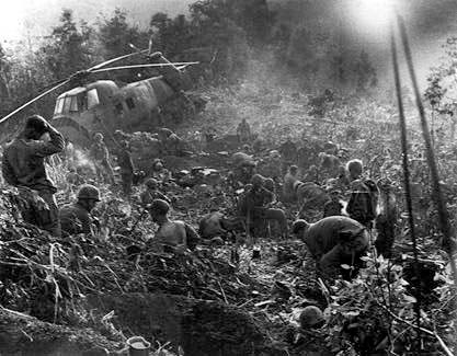 Vietnam War Battles